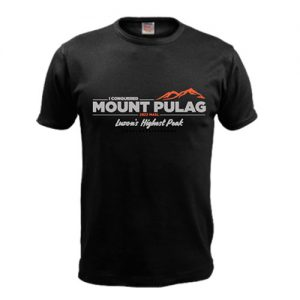 Mount Pulag Drifit