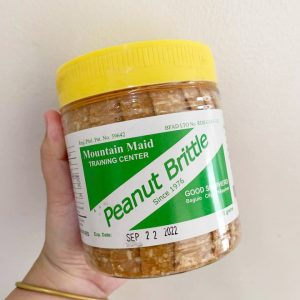 Good Shepherd Peanut Brittle