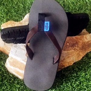 Tapak Aspin Slippers Brown