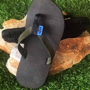Tapak Aspin Slippers Olive Green
